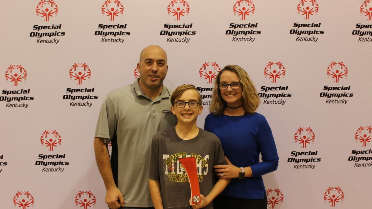 Louisville family named 2019 Special Olympics Kentucky Family of the Year