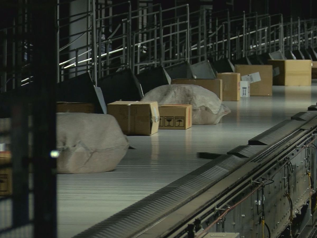 UPS finishes automating the Louisville Centennial Ground Hub