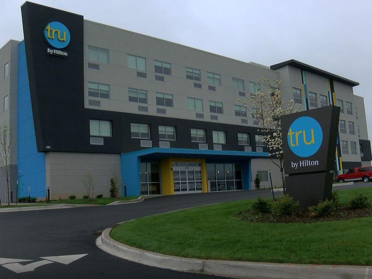 New hotel opens in Bullitt County