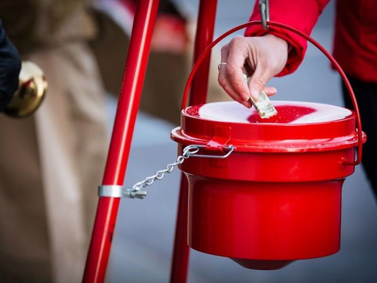 Louisville's Red Kettle campaign to host community competition