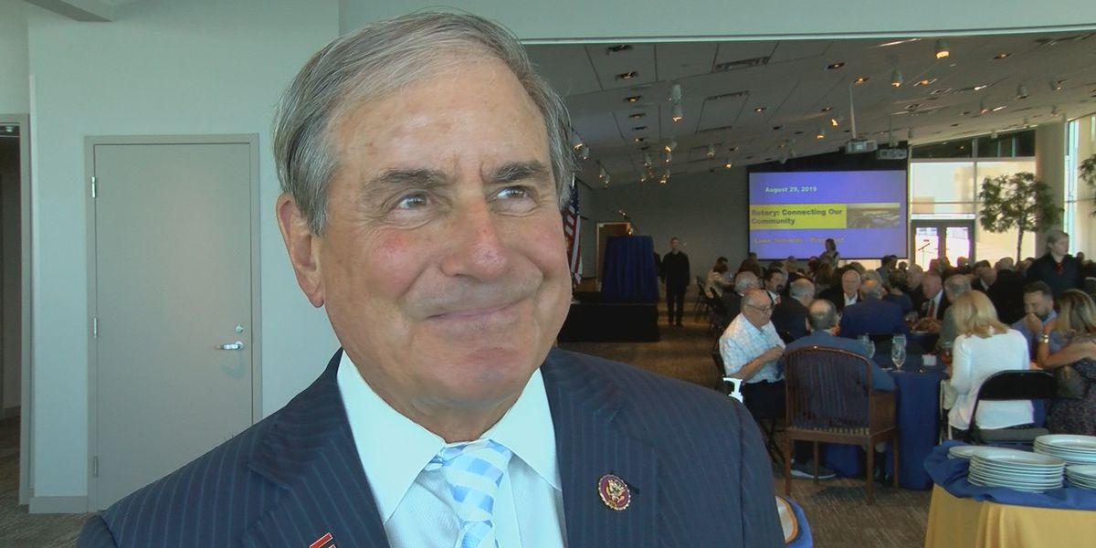 John Yarmuth speaks at Rotary Club luncheon, shares opinions on Matt Jones, Kentucky governor's race
