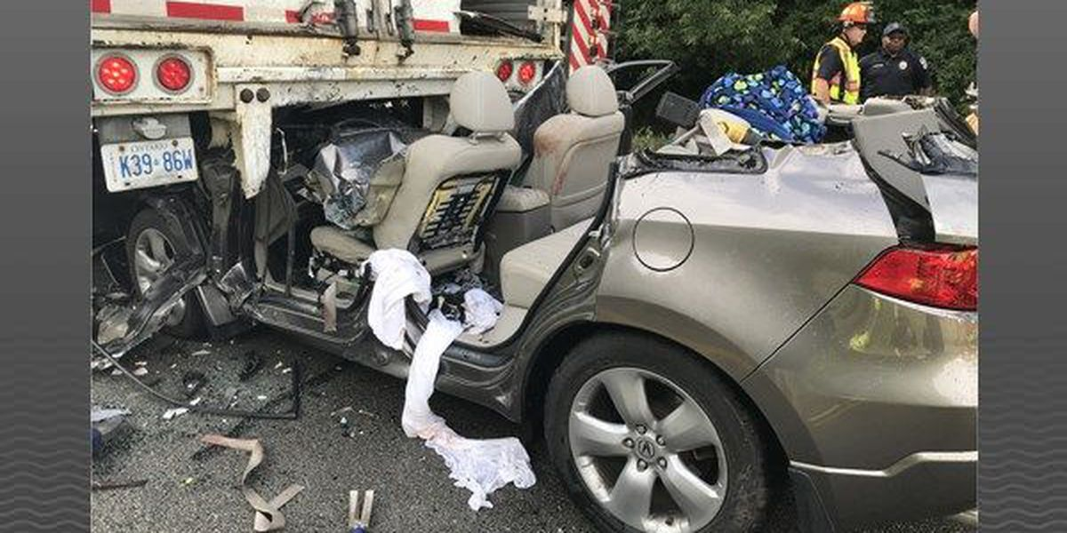 One in a million: Girl survives horrendous crash on I-71