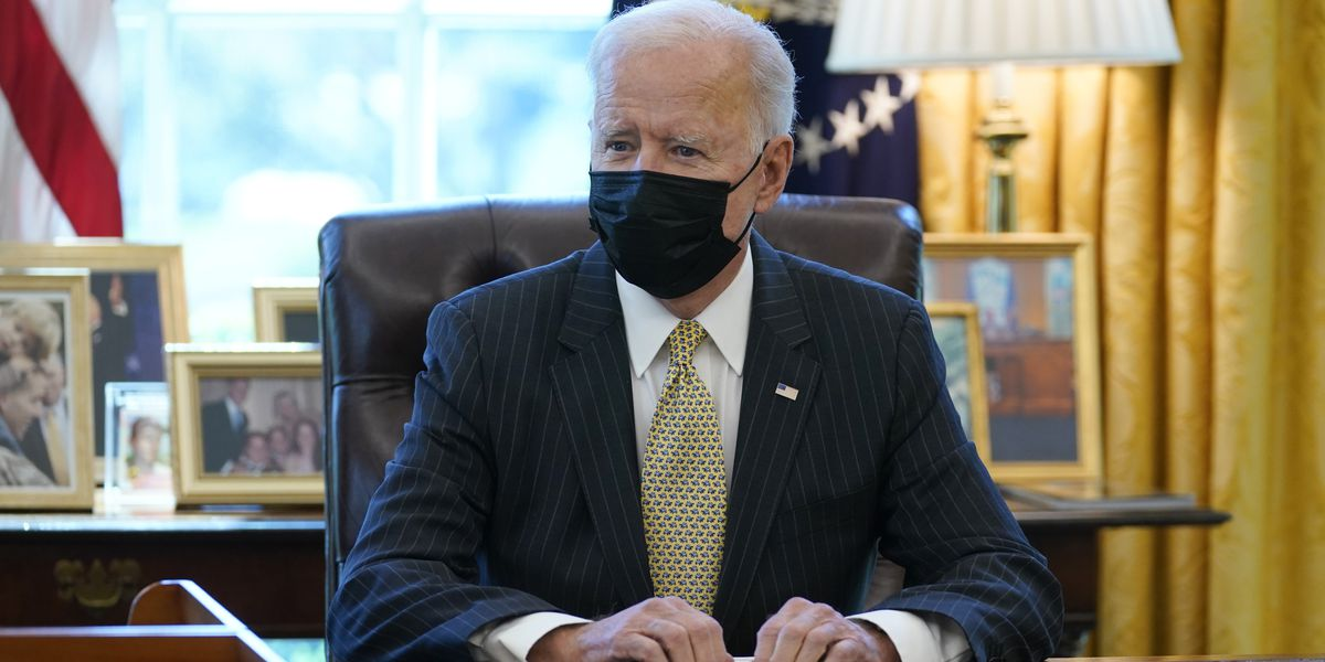 LIVE: Biden remarks on economy; poll says approval buoyed by his pandemic response