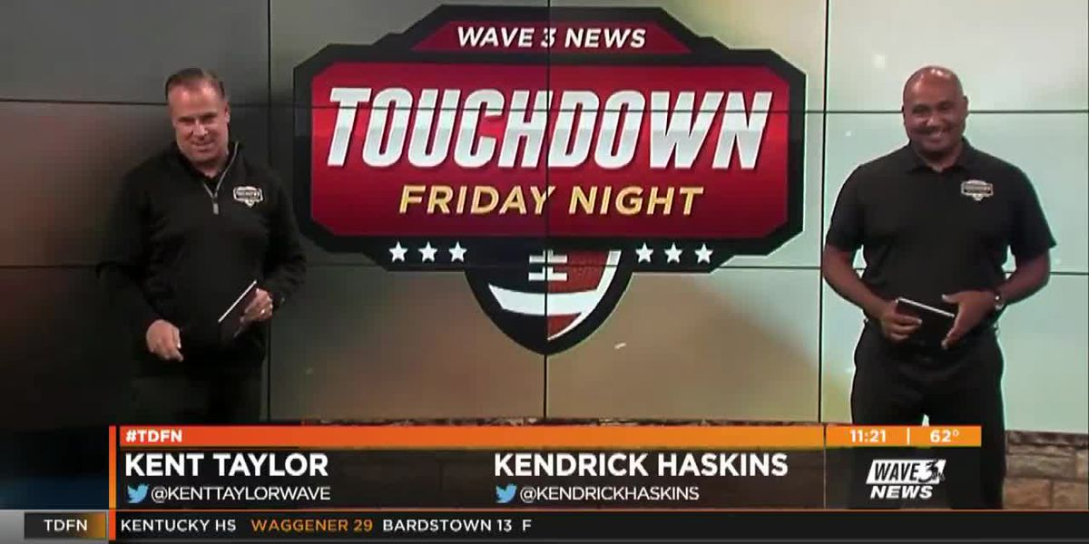 Touchdown Friday Night: September 28, 2018