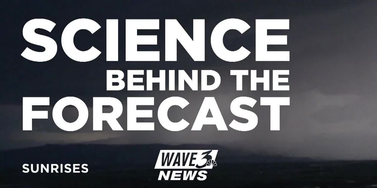 Science Behind the Forecast: 4/12/2019