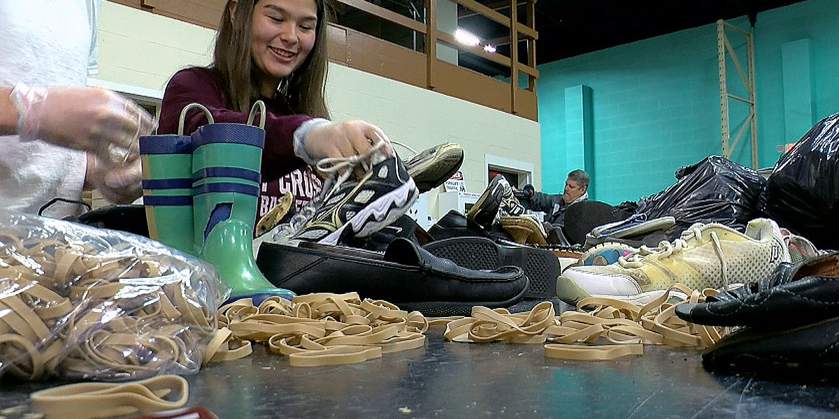 Families helping developing countries get access to fresh water, new shoes through Waterstep