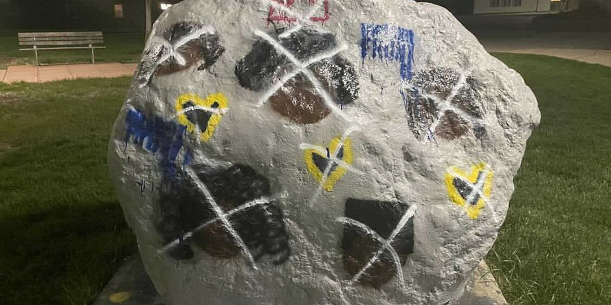 NKU to increase patrols after white supremacist graffiti found on campus