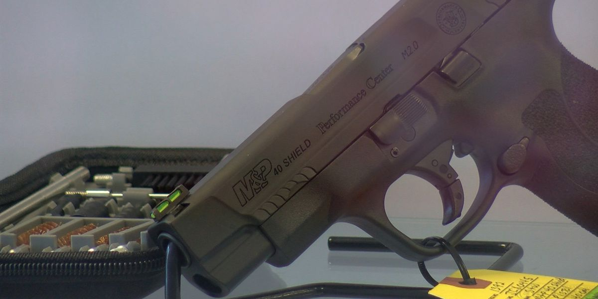 Gun sales rising in 2020, especially among first time buyers