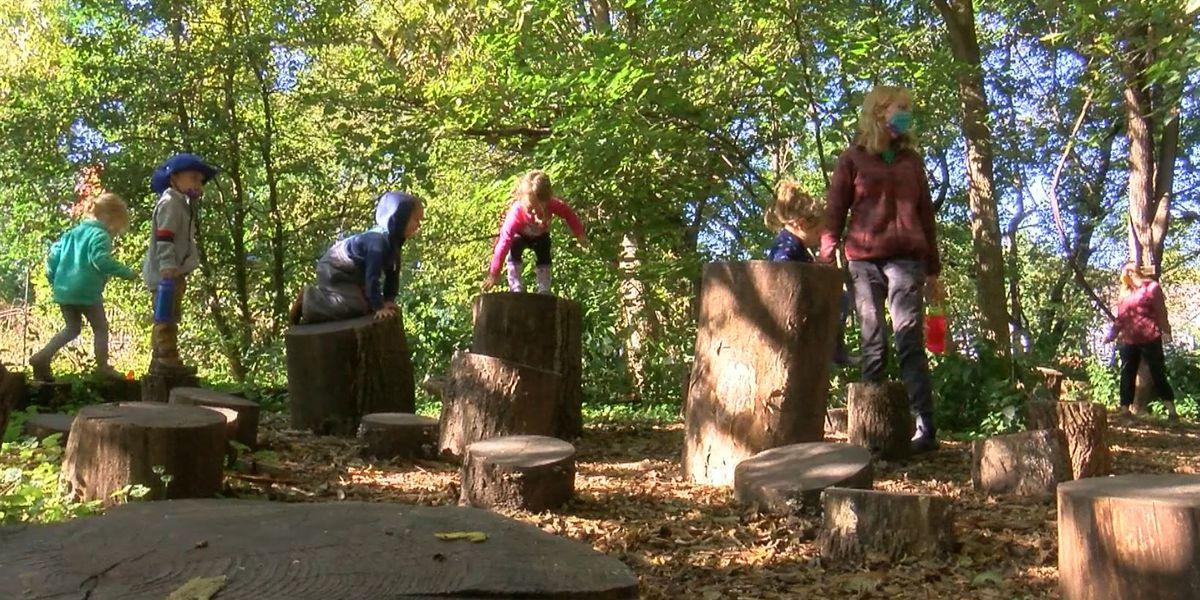 Preschool in the forest: Louisville urban area's first forest preschool opens