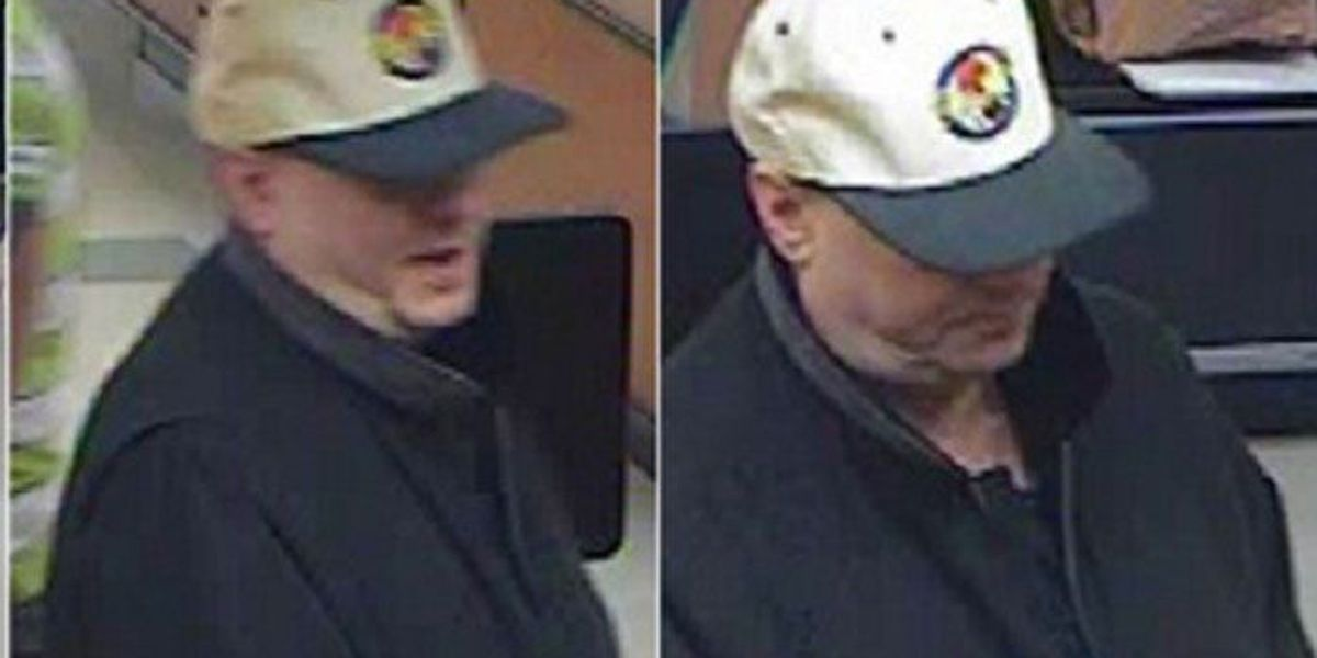 Bank inside grocery store robbed, police searching for suspect