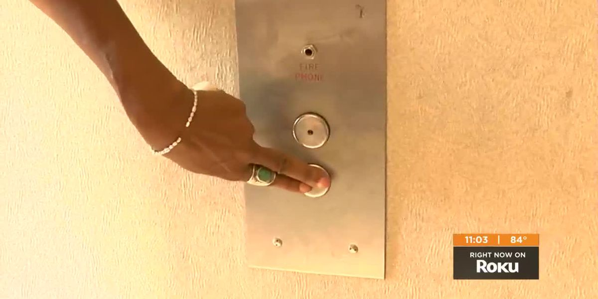 Elevator in public housing complex drops woman 14 stories