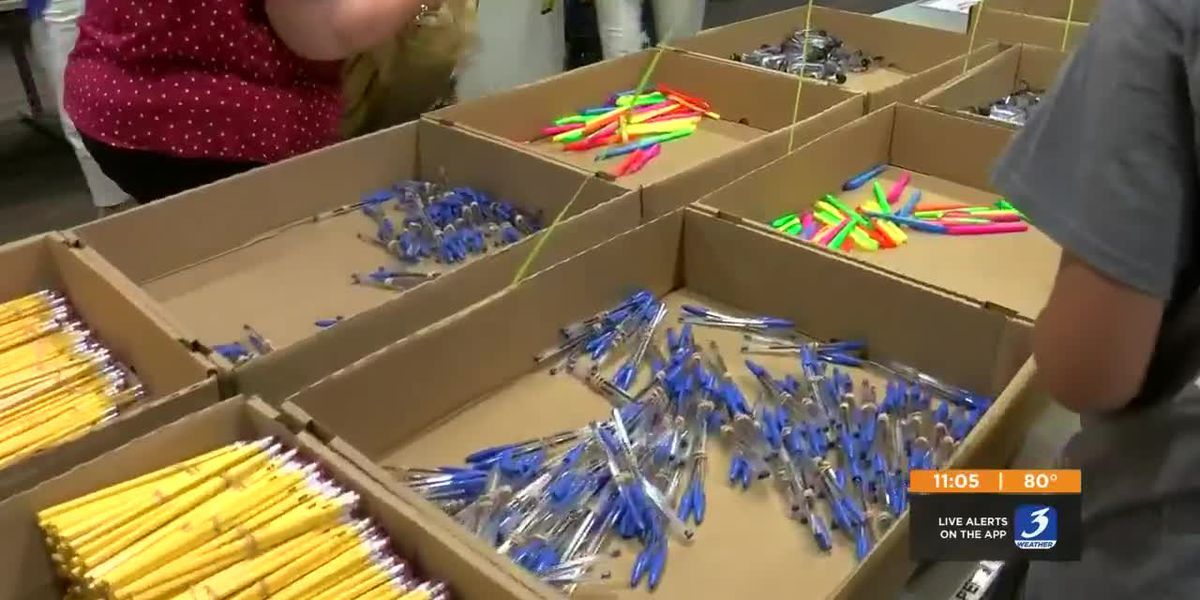 Community drives help combat growing school supply prices