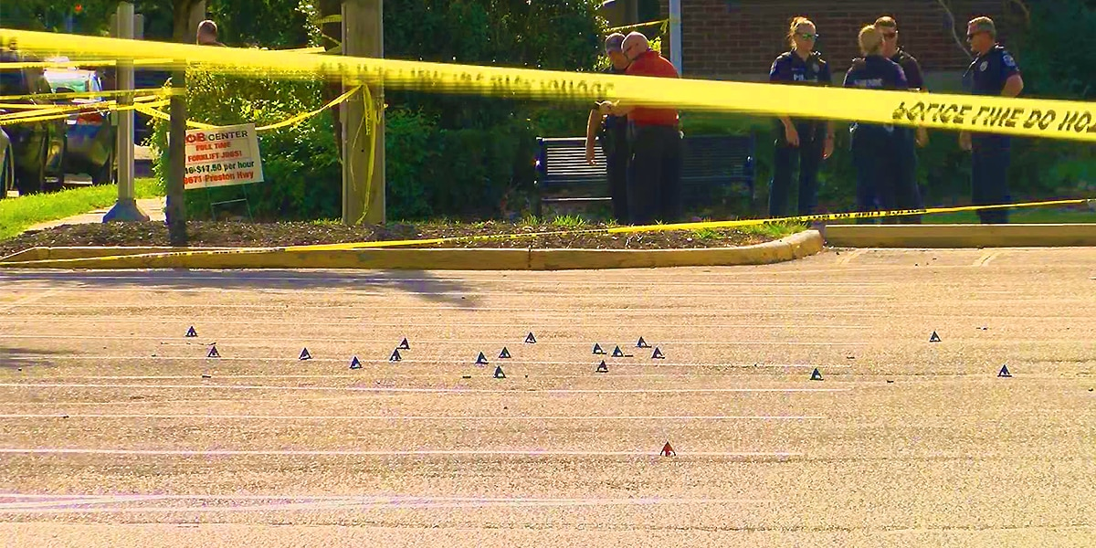 Kroger parking lot shooting leaves man in critical condition