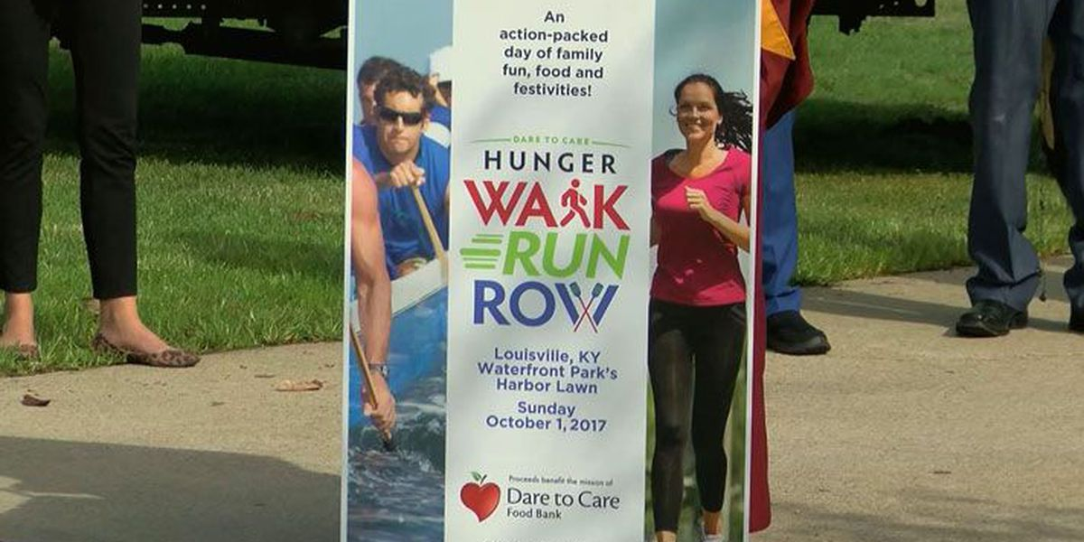 Hunger Walk adds running, rowing to annual event