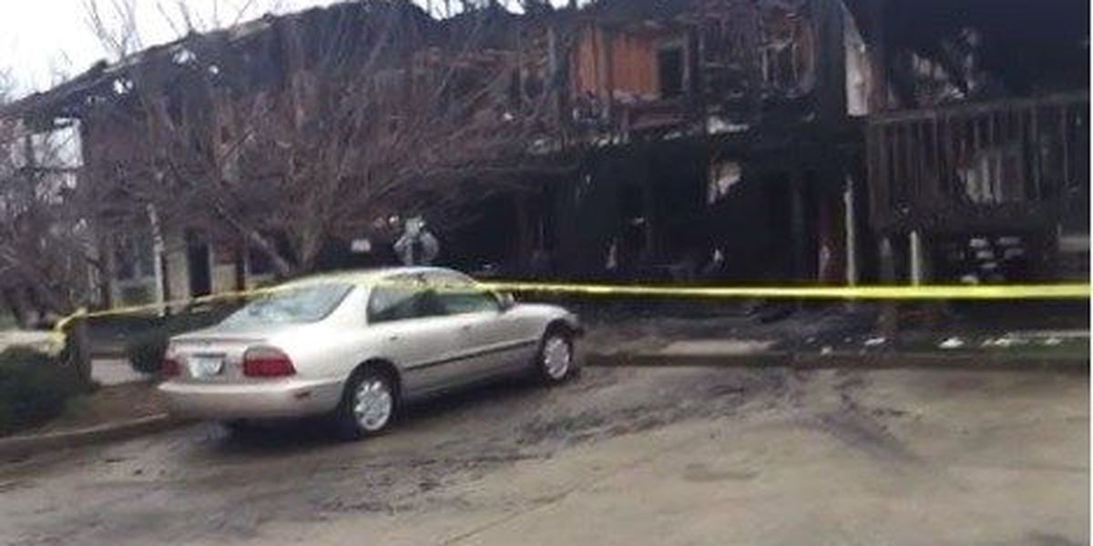 Report: 3 dead, about a dozen injured in Winchester apartment fire