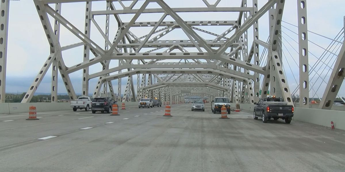 Traffic Alert: I-65S lanes to close for Kennedy Bridge inspection