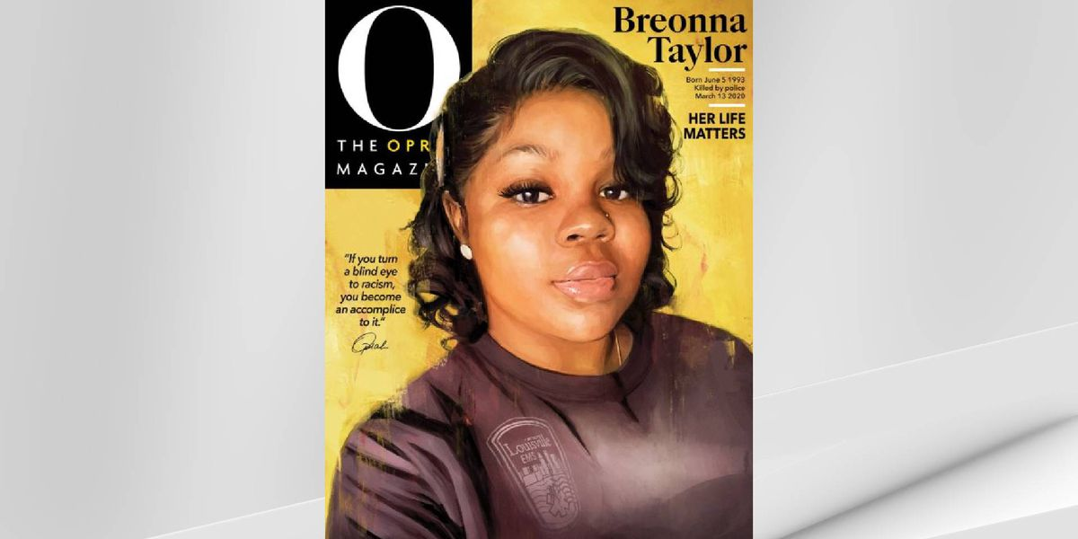 Breonna Taylor Featured on Oprah Magazine's First Cover Without Oprah