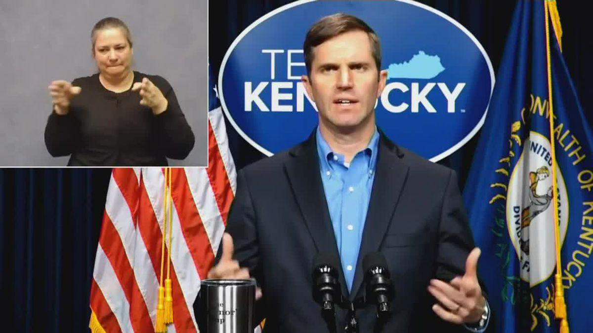 Kentucky COVID update: Beshear confirms highest day of deaths