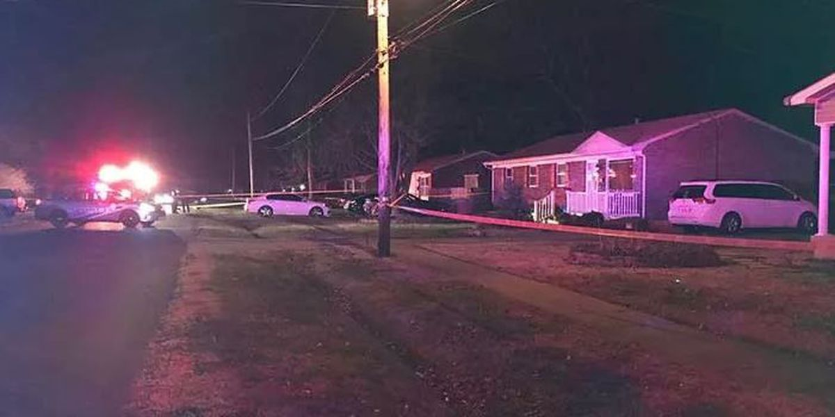 2 men shot, killed in southwest Louisville identified