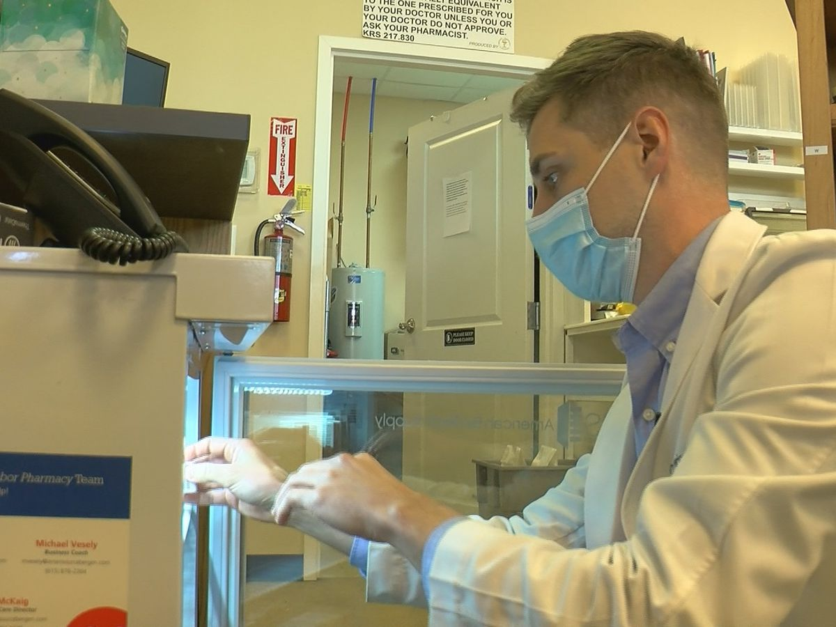 Kentucky's independent pharmacies prepare to receive, administer COVID vaccines