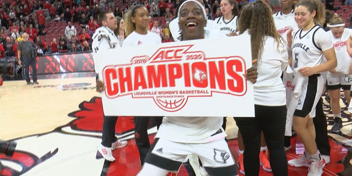 The UofL Women Clinch ACC Regular Season Title