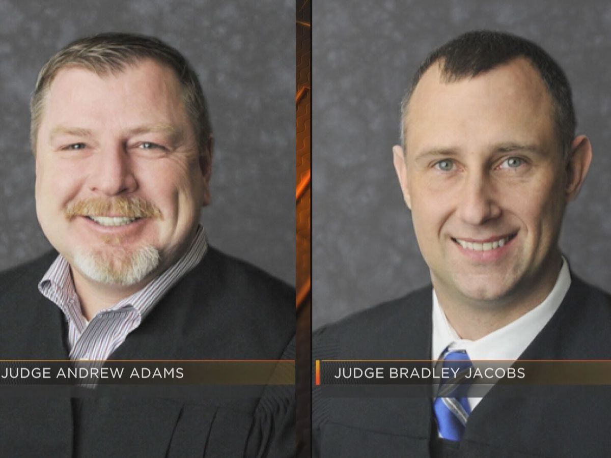 Both Clark County judges home from hospital after shooting in Indianapolis