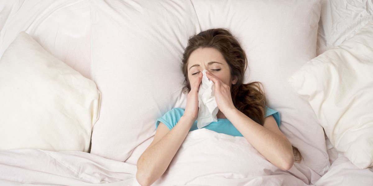 Is a cold, allergies, flu or COVID?