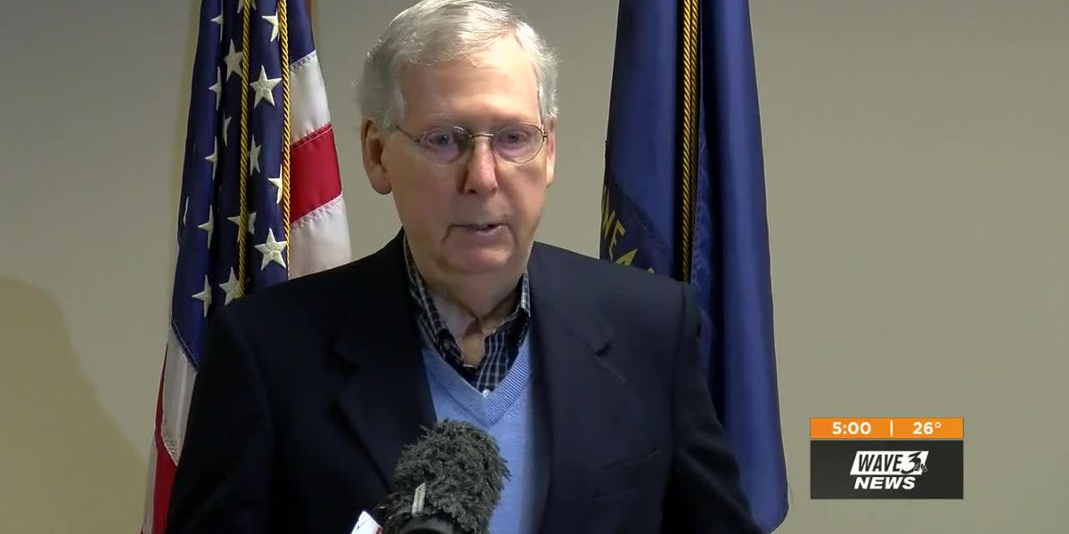 McConnell signals new openness to gun reform in radio interview