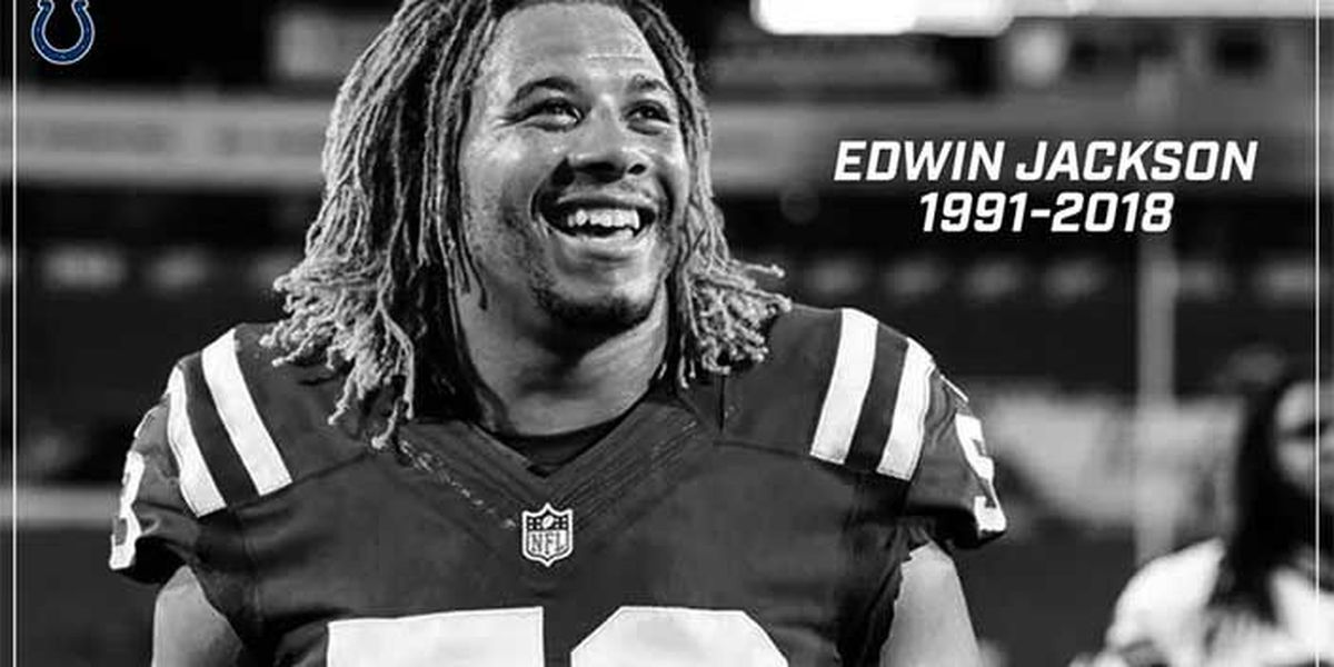 Colts owner establishes Edwin Jackson Memorial Scholarship
