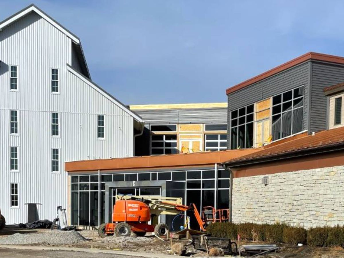Heaven Hill Distillery undergoing $17.5 million expansion