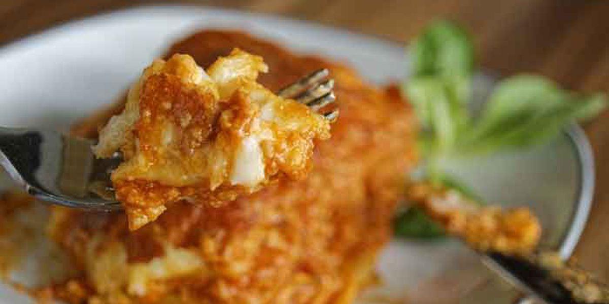 Lasagna, chicken wings share national holiday