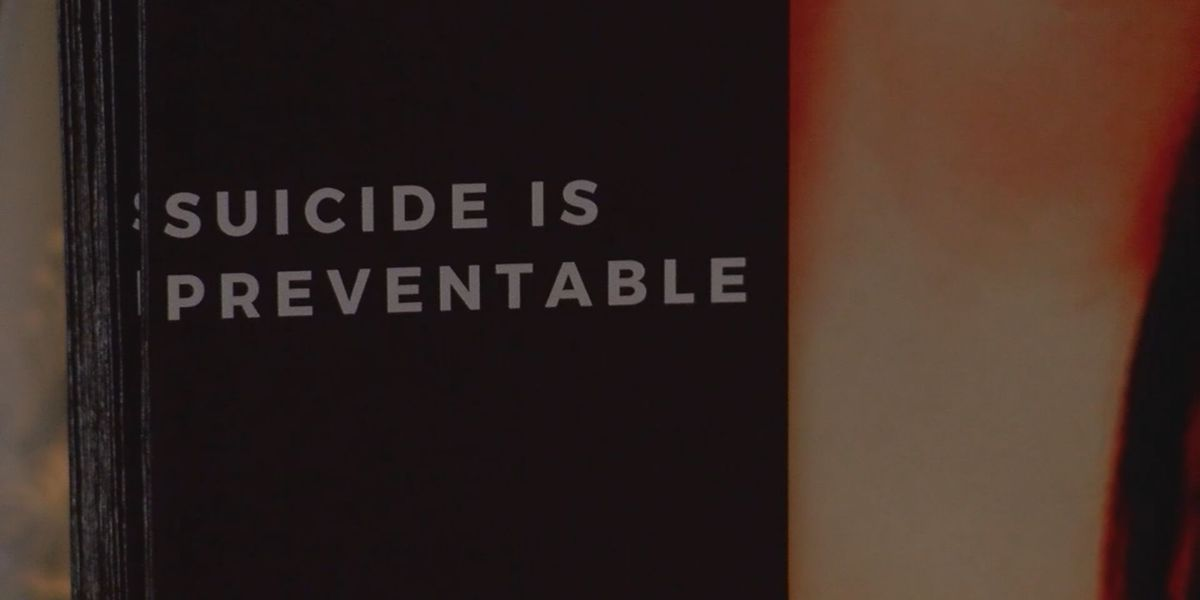It's World Suicide Prevention Day and time to learn about warning signs