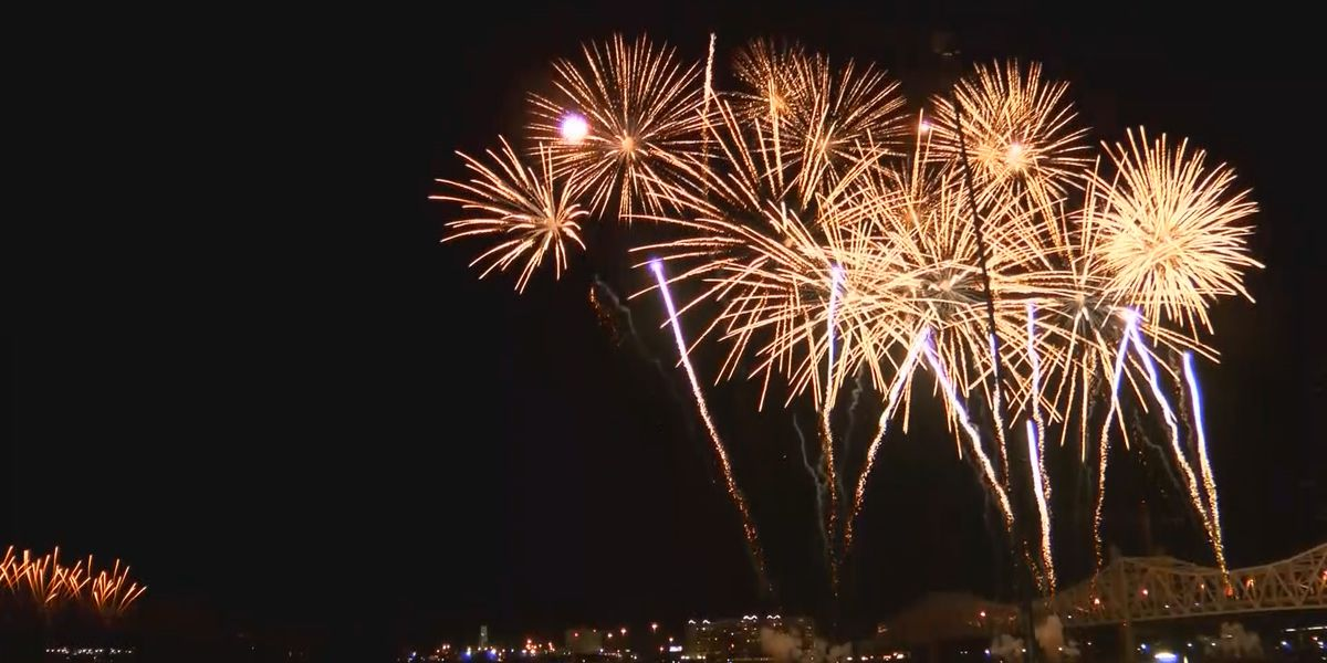 Thunder Over Louisville officials encouraging people not to gather at leaked locations