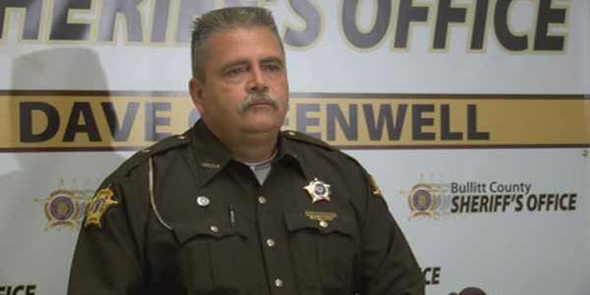 Former Bullitt Co. sheriff Greenwell arrested after indictment on federal charges