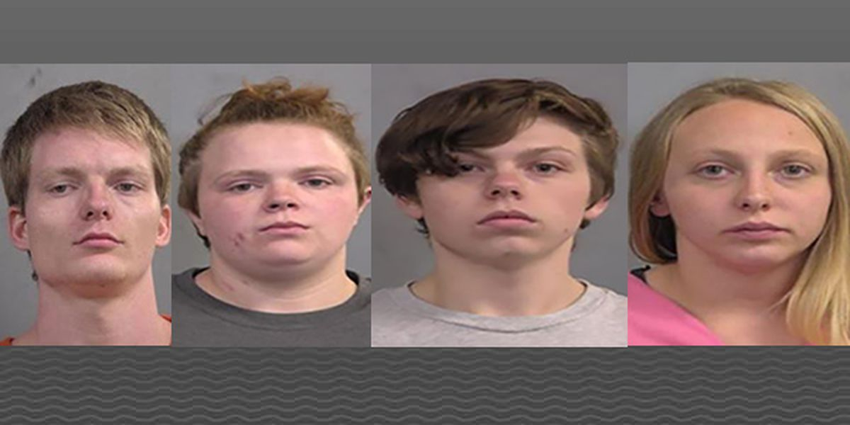 4 charged with attempted murder in southwest Louisville shooting
