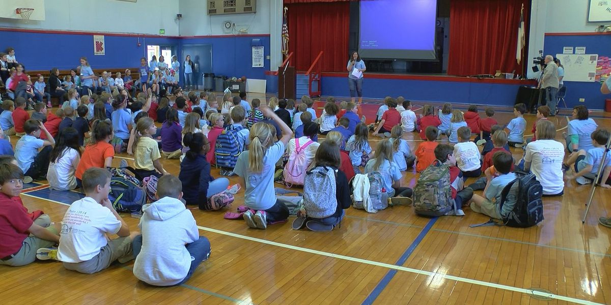 Christian Academy of Louisville celebrates World Down Syndrome Day