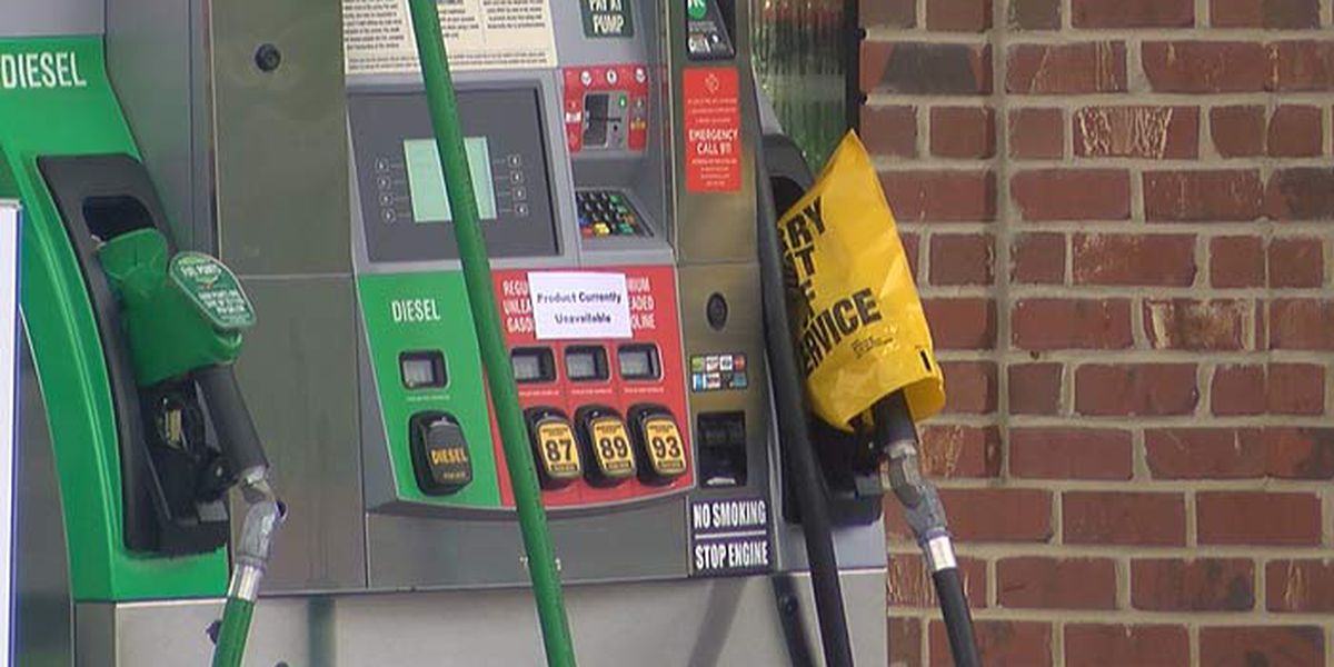 Colonial Pipeline resumes operations, but many gas stations still face shortages