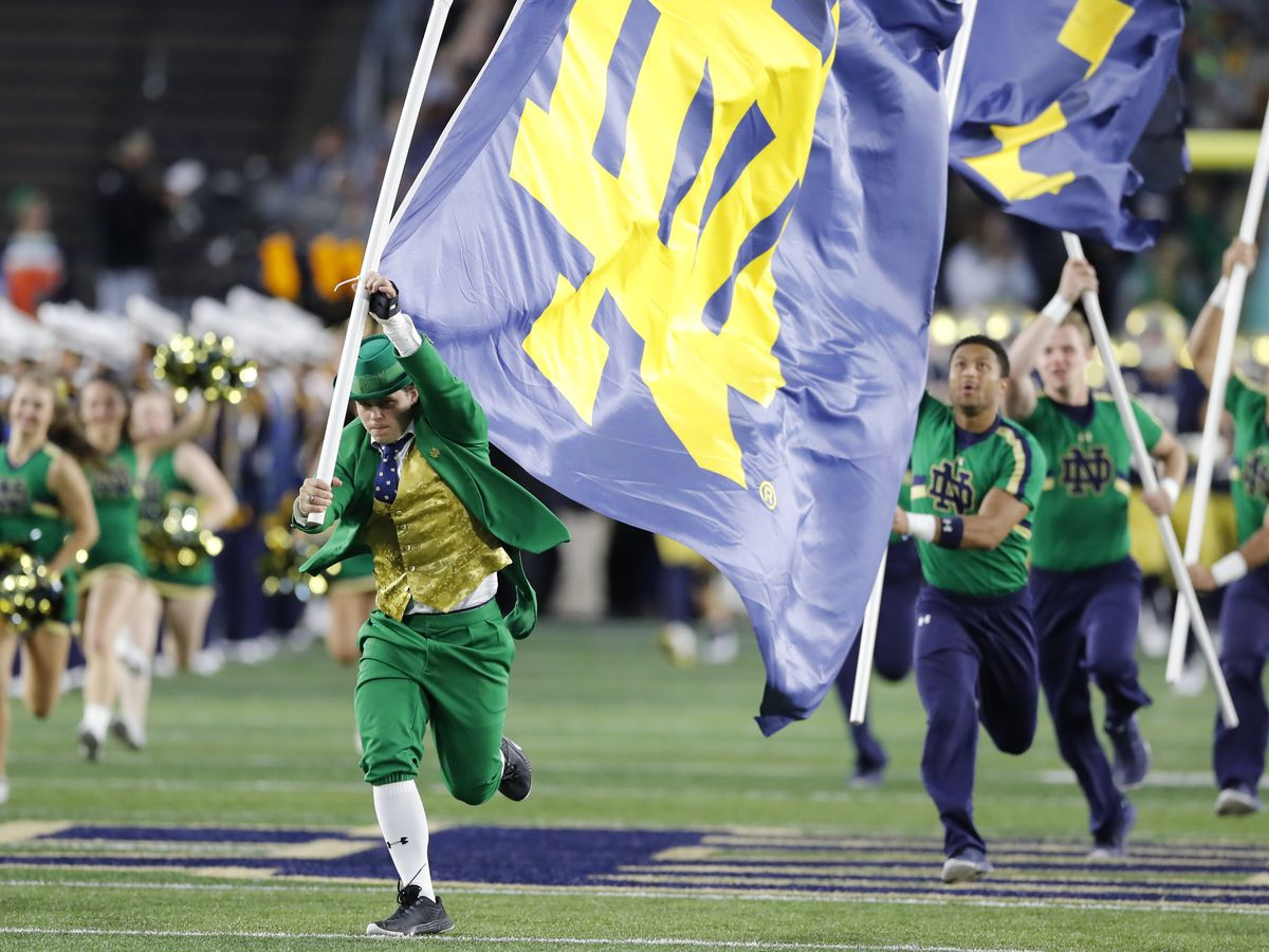 Notre Dame postpones game due to positive COVID-19 tests
