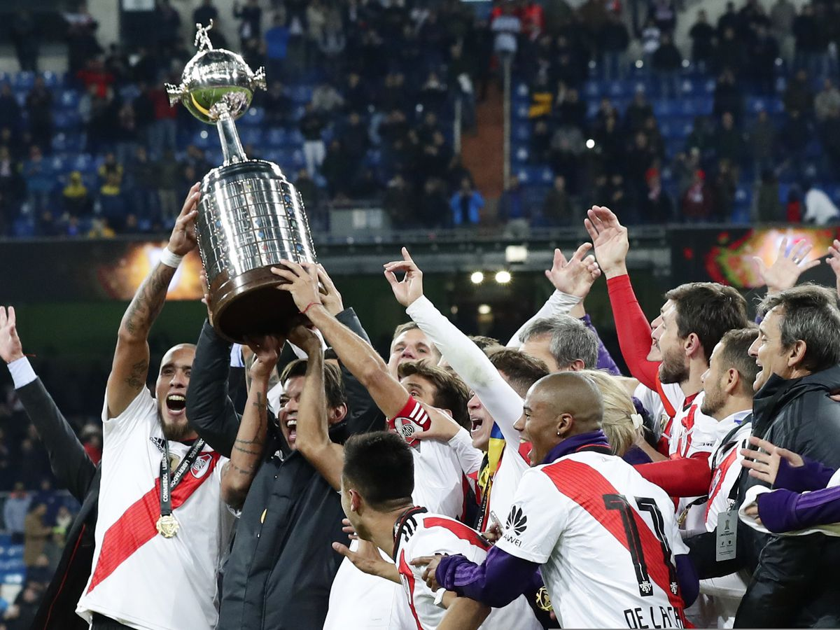 Podcast: sports worth watching on TV; the Copa Libertadores