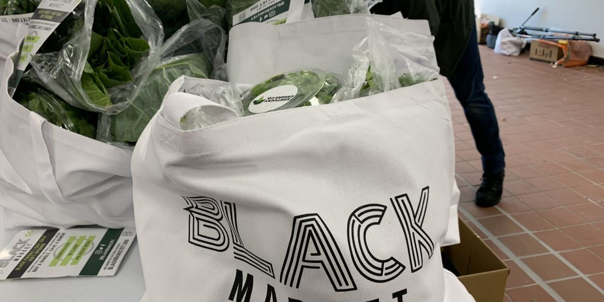 Black Friday brings the new 'Black Market' to Louisville's West End food desert