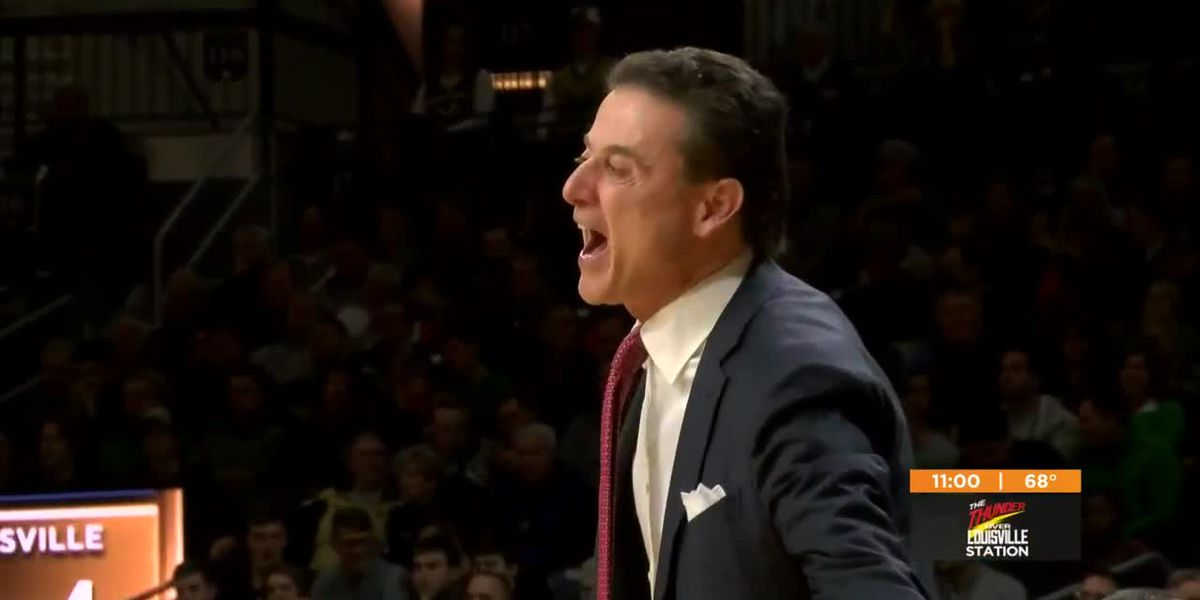 Mack, Walz react to Pitino return to college coaching