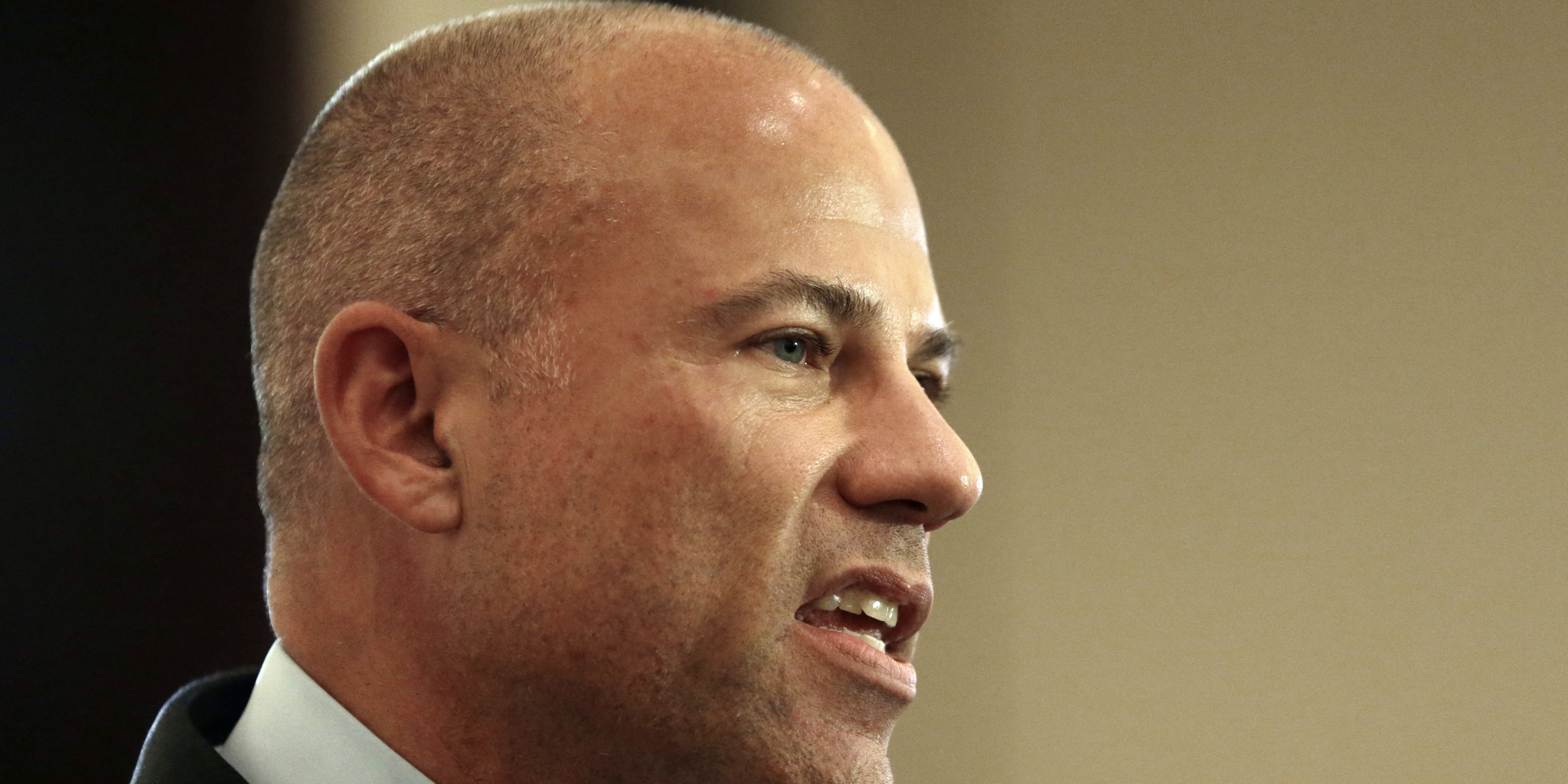 Michael Avenatti charged with extortion and wire, bank fraud