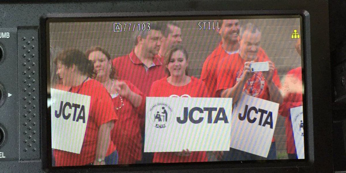 "JCPS teachers plan another ""walk-in"""