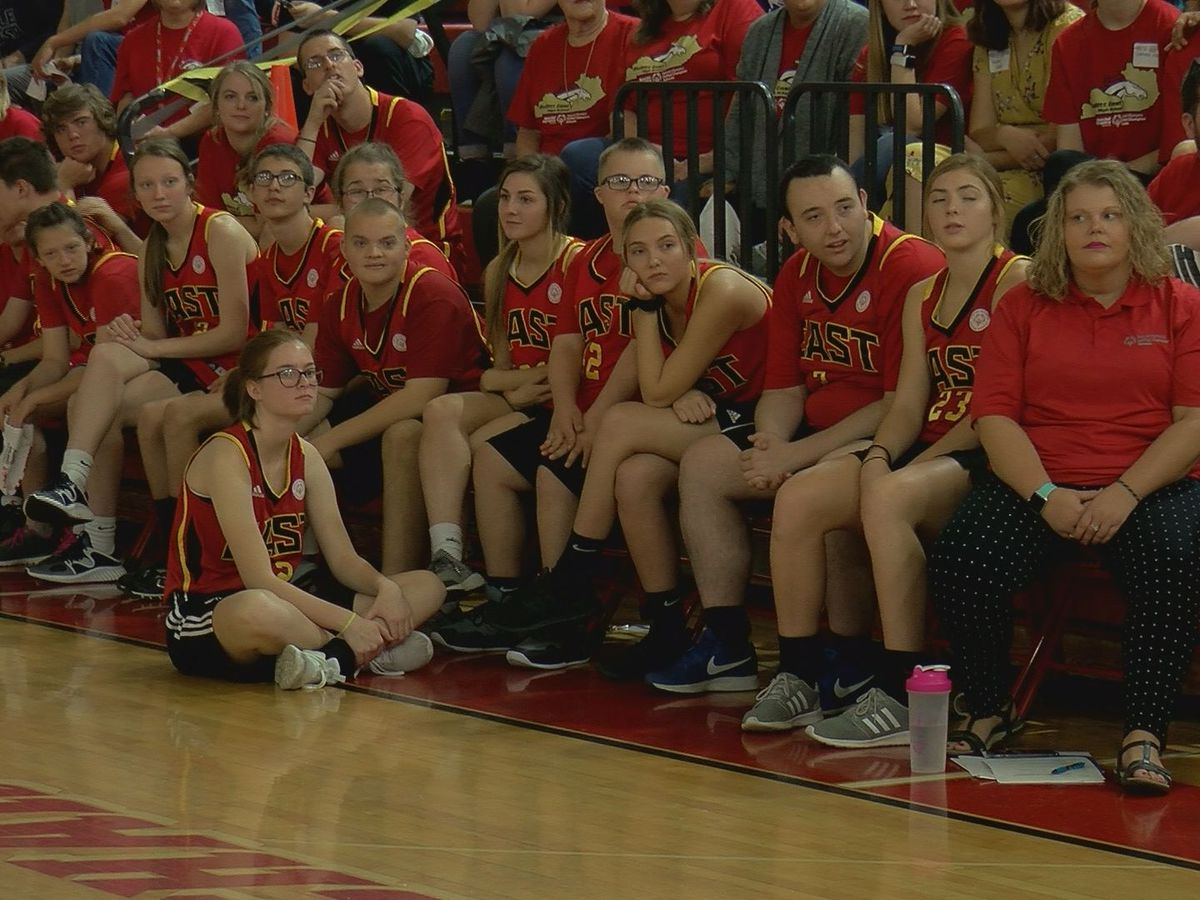 Bullitt East wins national award for Unified Sports program