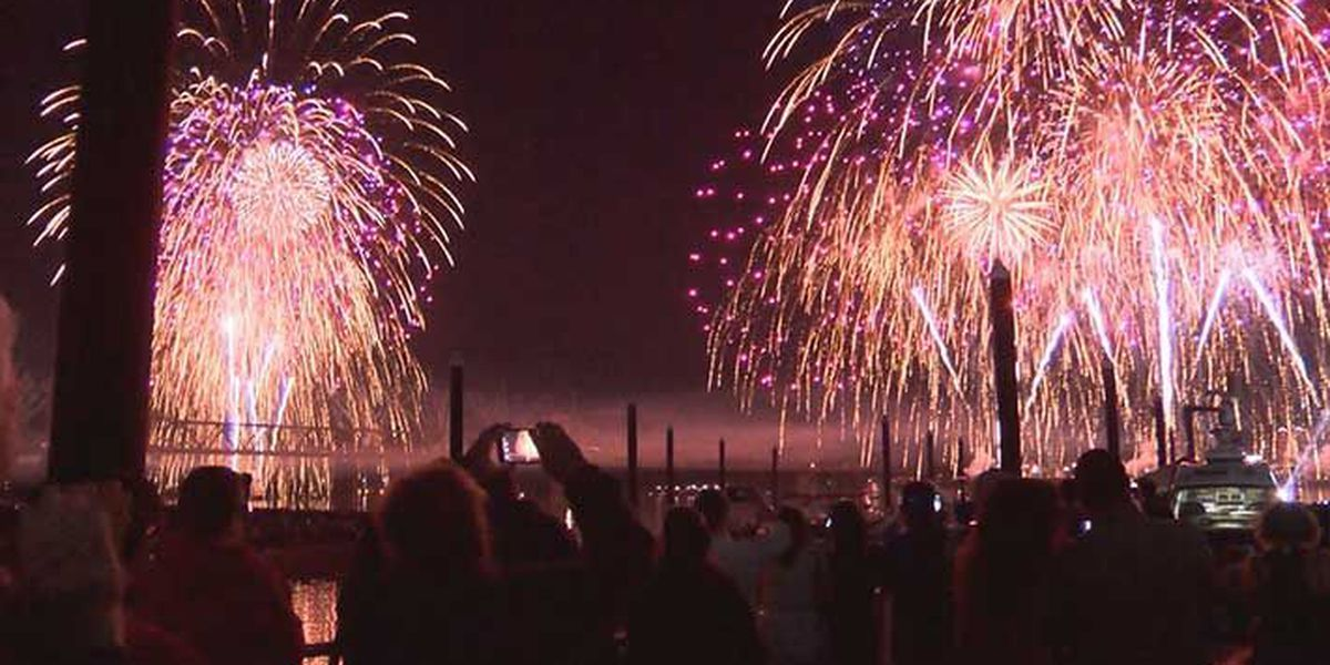 Get ready to roll: What you can, can't bring to Thunder over Louisville