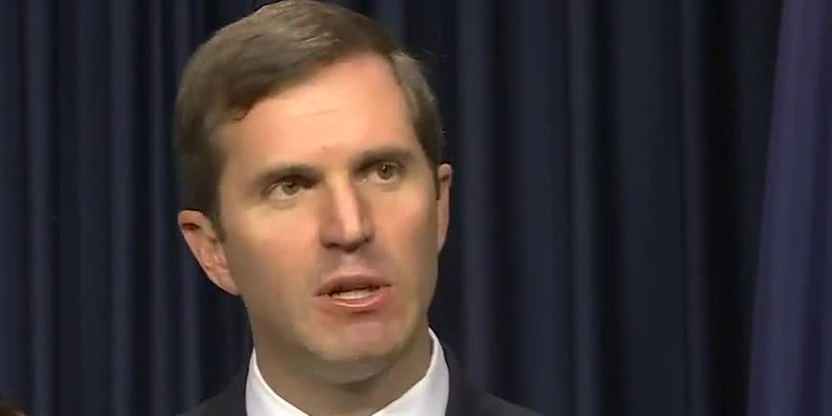 Beshear confirms 20 more COVID-19 deaths in the Commonwealth, 1,260 new cases
