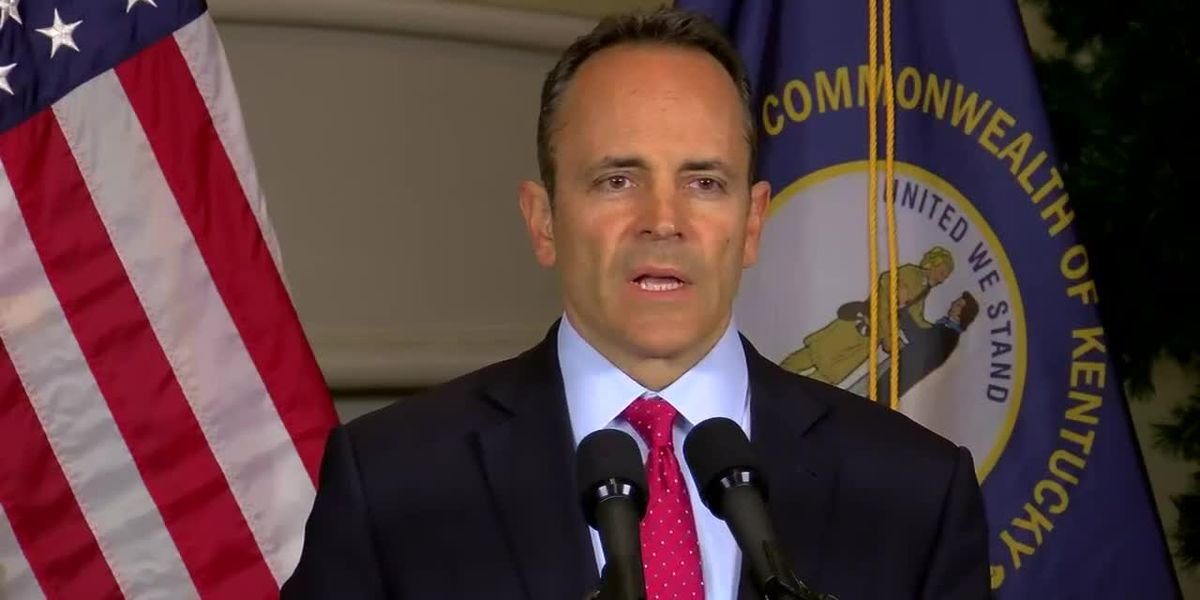 Lawmaker: Bevin should show significant fraud or move on