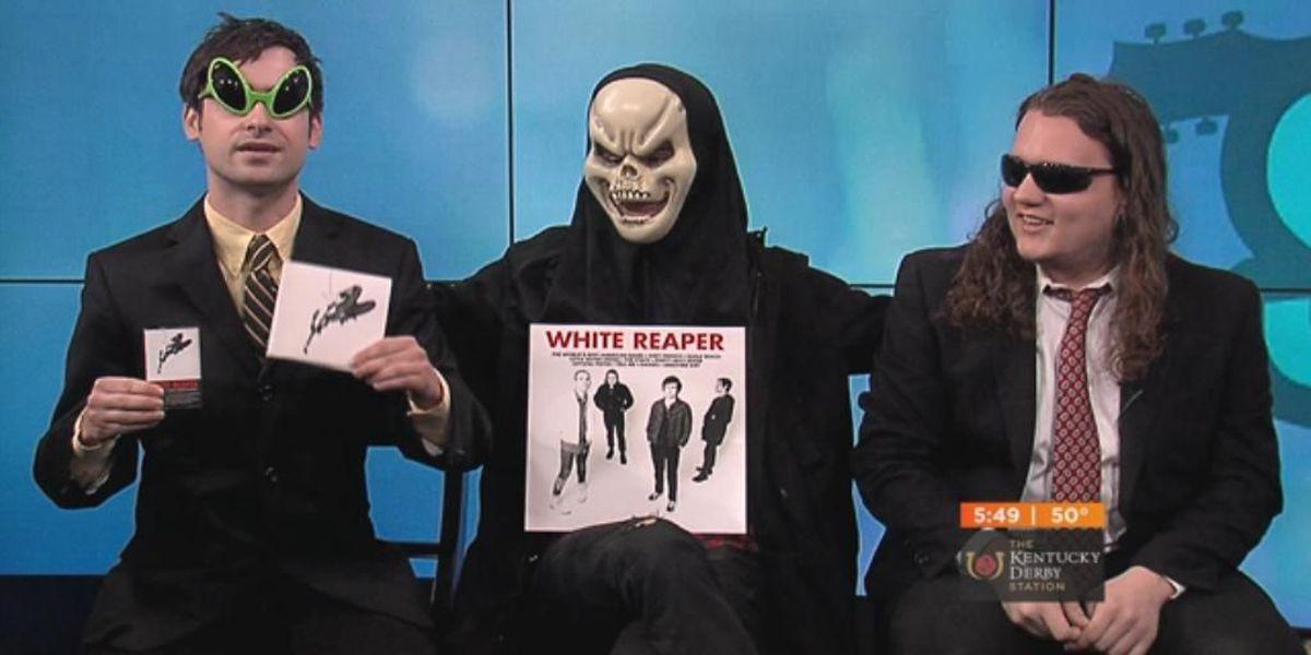 White Reaper kicks off tour at Zbar with new album