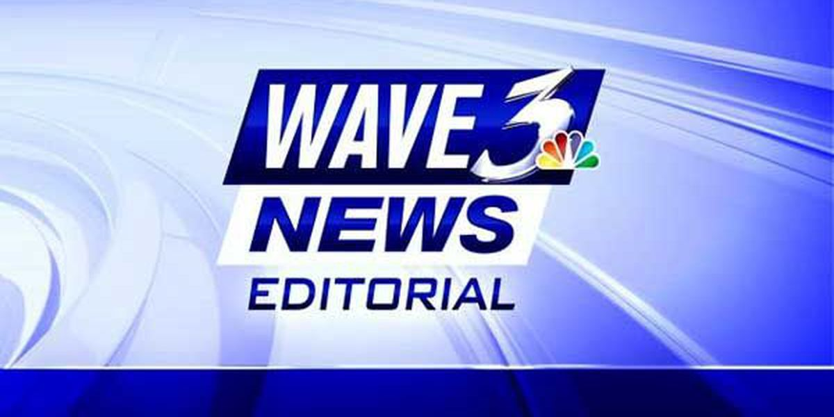 WAVE 3 News Editorial - August 14, 2014: Positive Developments