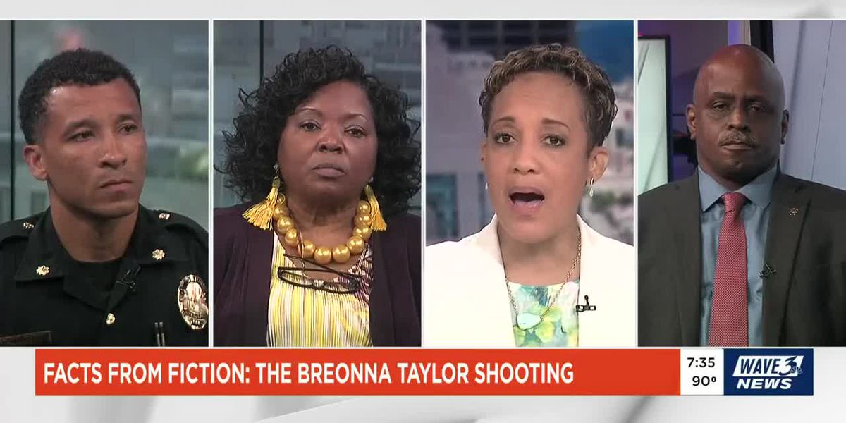 Separating facts and fiction: The Breonna Taylor shooting pt. 4